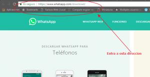 Bajar WhatsApp App