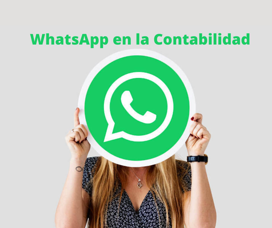 WhatsApp para la Contabilidad y Como usarlo sin el celular