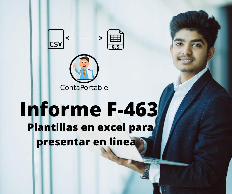 F-463 Informe de Autorizaciones Efectuadas a Sistemas Contables, Libros Legales de Contabilidad, Libros o Registros de Control de IVA, Certificaciones e Informes Emitidos sobre Modificaciones a Libros Legales, Auxiliares y Registros Especiales