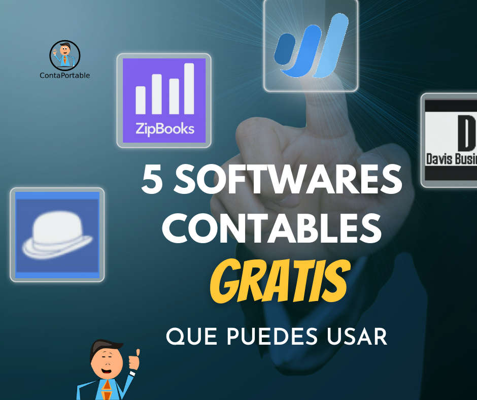 5 software contables