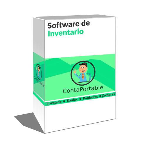Software Para inventario y carga de inventario fisico desde excel