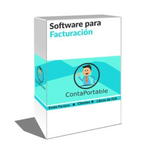 Software para Facturación Credito Fiscal Factura Consumidor Final, Libros de IVA 13%