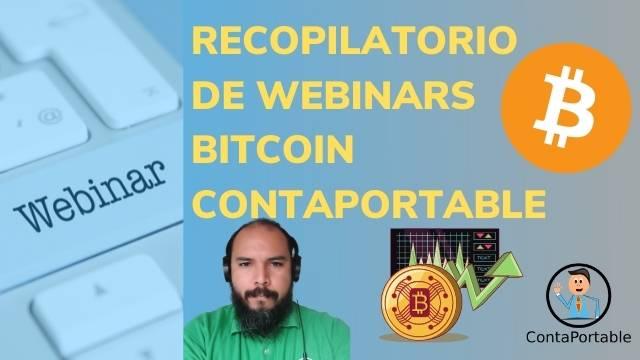 Recopilacion de videos sobre el Bitcoin y la implementación en El Salvador